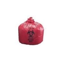Red LDHM Garbage Bags