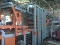 Partical Board Press