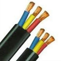 Flat Sub Mersible Cable